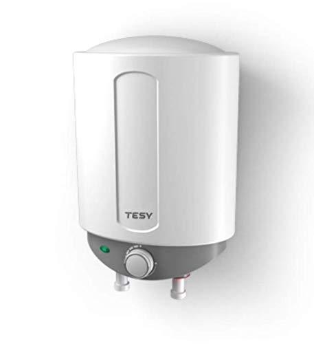6 L Liter elektrischer Warmwasserspeicher ÜBERTISCH Boiler Speicher druckfest wie 5 L Liter incl. Sicherheitsventil und Ablaufschlauch DRUCKFEST!