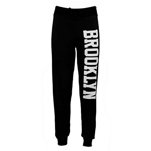 Generic - Pantalon de sport - Femme Multicolore Bigarré Multicolore - Noir