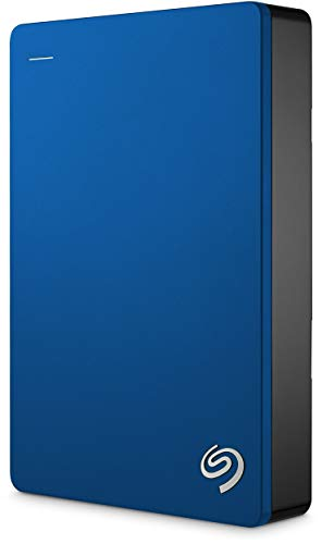 Seagate 4TB Backup Plus (Blue) USB 3.0 External Hard Drive for PC/Mac with 2 Months Free Adobe Photography Plan