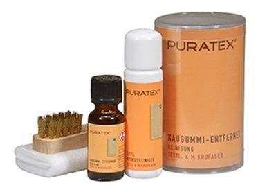 PURATEX Kaugummi-Entferner für Textilgarnituren