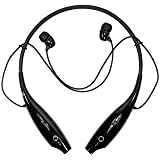 SYSTEM BREAKER® 7-3-0 Sports Wireless Bluetooth Headphones with Mic, Extra Bass & Noise