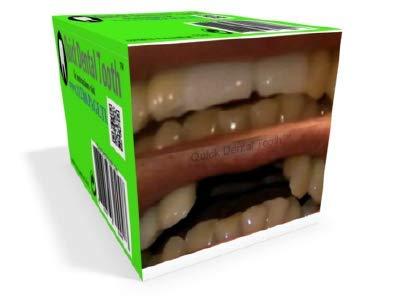 Quick Dental ToothTM Provisorischer Zahnersatz Zahnprothese