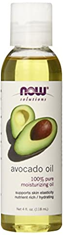 Now Foods Avocado Oil Refined, 4 Oz