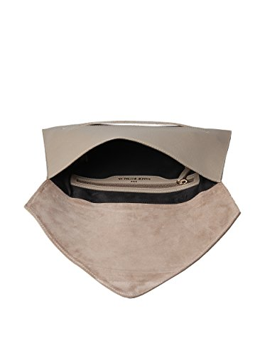 Made In Italia Costanza, Cartable pour Femme Taupe