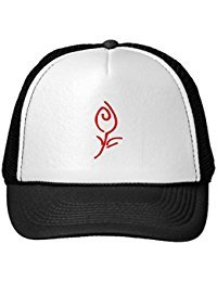Funny Buds-Red Trucker Hat