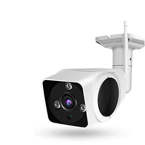 GLXLSBZ WLAN IP Kamera,HD WiFi Überwachungskamera,Home und Baby Monitor mit Bewegungserkennung, Zwei-Wege-Audio, Nachtsicht, unterstützt Fernalarm und Mobile App Kontrolle, White