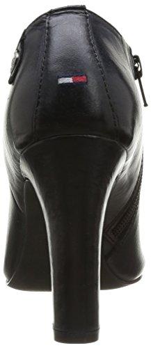 Hilfiger Denim Zody 3A, Boots femme Noir (990 Black)