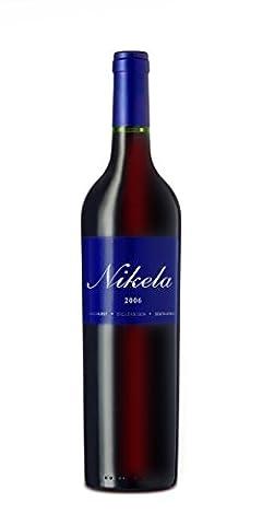Grangehurst Rotwein Nikela 2006 im 1er oder 6er Pack, Premiumwein aus Südafrika, 1 Flasche