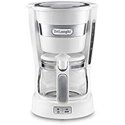 Delonghi - icm14011.w - Cafetière filtre 6 tasses 600w