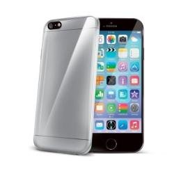 Celly Cover Ultrathin per iPhone 6, Trasparente