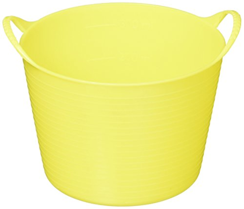Dicoal spmicro.yfFlexibler Mini-Eimer, gelb