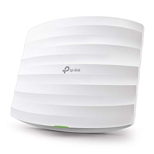 TP Link EAP245 Access Point Wireless Wi Fi 802.11ac AC1750 Dual Band Supporto PoE 802.3at 1 Porta Gigabit Tecnologia 3x3 MIMO Connessioni Multi