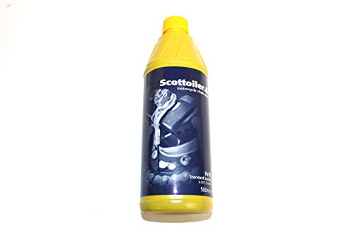 Scottoiler SA-0005 Kettenöl, Motorrad-Schmierung