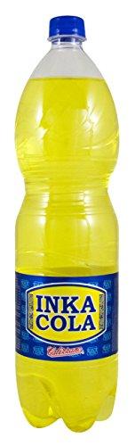 Inka Cola Bibita Frizzante - 3 pezzi da 1500 ml [4500 ml]