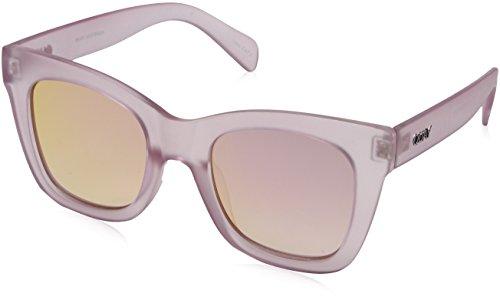 Quay Eyewear After Hours, Montures de lunettes Mixte Adulte, Violet Pink, 145