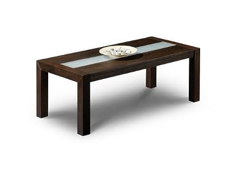 Julian Bowen Santiago Coffee Table, Dark Wood