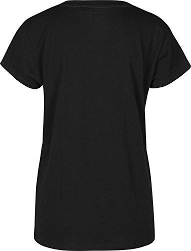 G-STAR RAW Damen T-Shirt Saal Straight R T Wmn S/S Schwarz
