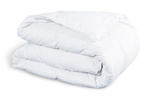 Amazinggirl 155 x 220 cm Winterdecke Extra Warm Bettdecke allergiker Steppdecke Weiß Hypoallergen aus Microfaser King Size Steppbett XXL