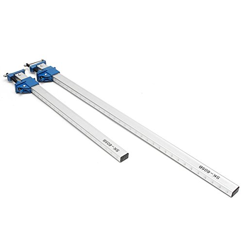 24in Slide Bar (24 inch 36inch Heavy Duty F Clamp Bar Clamp Woodworking Quick Slide Wood Clamp - 24 inch)
