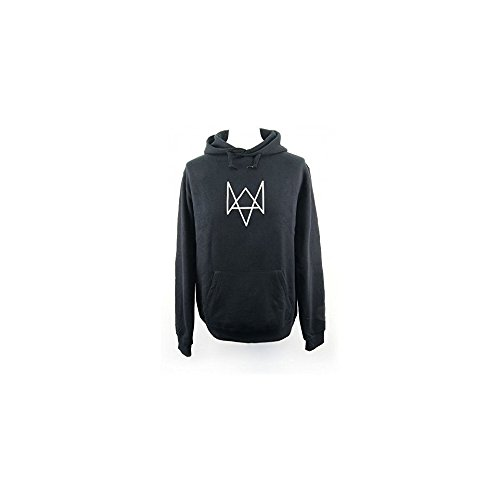 T-shirt Watch Dogs Hoodie Fox Logo Talla XXL