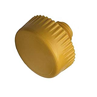 Thor 710 Nylon Hammer Replacement Head - Extra Hard Yellow Face