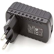 Adattatore caricabatteria da muro per APPLE IPOD 220V Nero