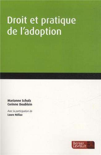 Droit et pratique de l'adoption