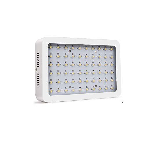 JNTM 1000W LED Grow Light, Hochwertige Chip LED Pflanzenwachstumslampe Vollspektrum Mit Verkettetem Design Für Professionelle Zimmerpflanzen Gartenpflanzenbeleuchtung (Mais-chips Natürlichen Alle)
