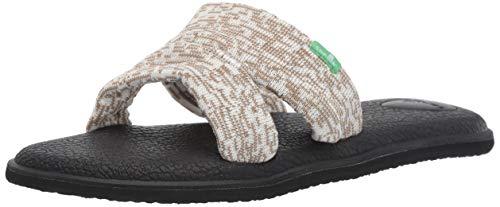 Sanuk Women's Yoga Mat Capri Knit Sandal -