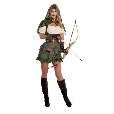 Costume Adulte Femme - Robin de Bois - Taille 42-44