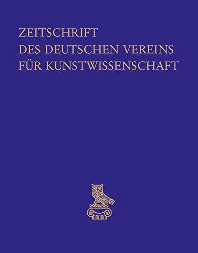 Zeitschrift des Deutschen Vereins für Kunstwissenschaft: Beiträge zur frühottonischen Kunst: 2004: Bd 58