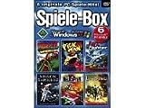 Spiele-Box - 6 Vollversionen auf DVD