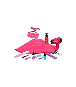 ColorBaby- Set peluquería Profesional+secador (Color Baby 43883)
