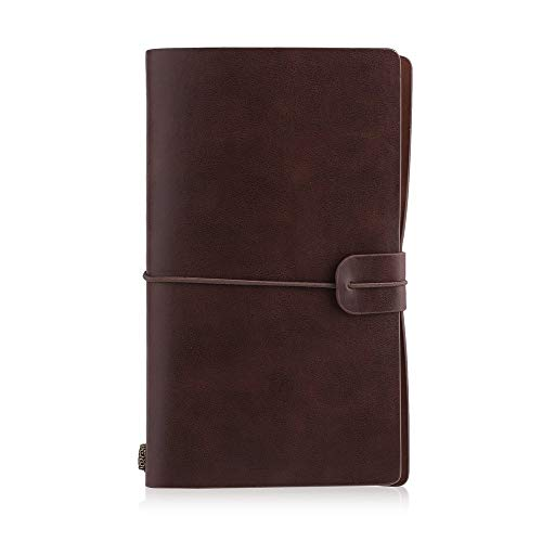 Tragbare Studenten Schule Schreiben Notebook Reise Tagebuch Outdoor Journal Planer Agenda DIY Geburtstagsgeschenk (Schreiben Notebook Schule)