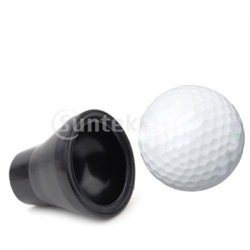 Golf Ball Pick-up Ventouse de balle de golf pour Grip Putter - Caoutchouc
