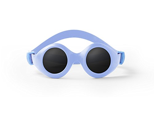 Pyke - BabyPyke - Lunettes de soleil - 3 à 36 mois - Mixte Fille / Garçon - Bleu clair