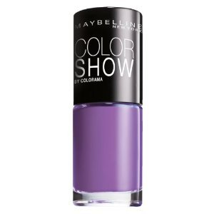 Maybelline Colour Show Nail Polish - 7 ml, 352 Downtown Red