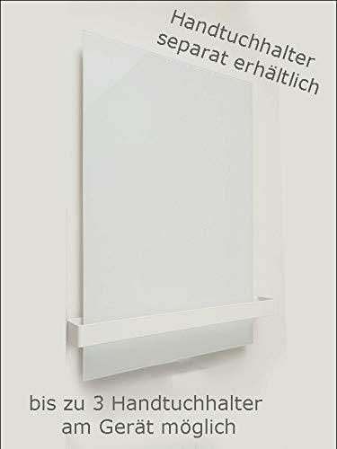 insidehome | Infrarotheizung Glasheizung ELEGANCE Classic H | Glas rahmenlos | ergänzbar Bild 3*
