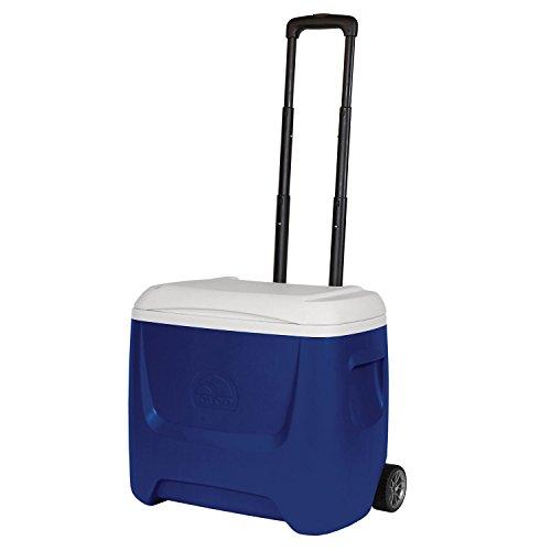 iGloo Island Breeze 28Kühlbox Trolley Unisex Erwachsene, Blue