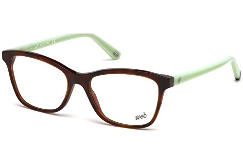 Web Damen WE5200 Sonnenbrille, Braun (Avelana Bionda), 53.0