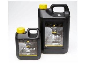 Lincoln Omega aceite de colza oro (elegir tamaños 1 litro o 4 litros) - 100% puro prensado en frío aceite de colza, color , tamaño 4 L