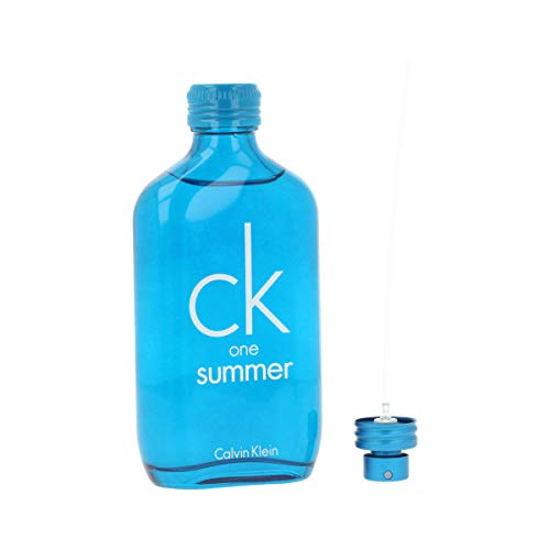 Calvin Klein Calvin klein ck one summer 2018 eau de toilette 100 ml edt spray