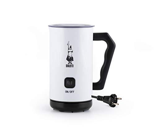 Bialetti Milk Frother Elektrische Milchaufschäumer, 150 ml Cappuccino oder 300 ml heiße Milk