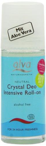 Alva - Déodorant cristal intensif à bille - 50 ml