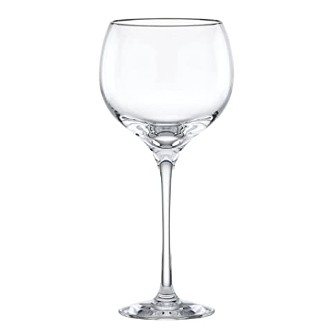 Lenox 818219 Solitaire Platinum Signature Crystal Goblet
