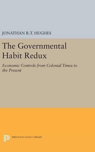 The Governmental Habit Redux: Economic Controls from Colonial Times to the Present (Princeton Legacy Library)