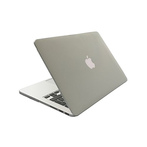 "DIVEY Style - MacBook Pro Retina 13"" Case/Hülle/Schutzhülle/Cover für das Macbook Pro Retina 13,3"" (A1502 / A1425) Ultra-Slim - Transparent"