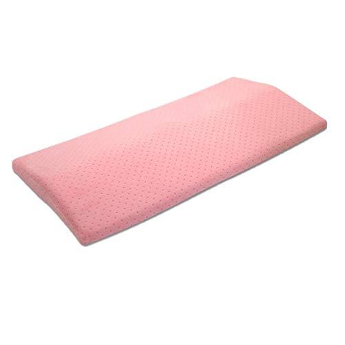 Ecloud Shop® Almohada para dormir Almohadilla para el cuello de espuma viscoelástica Cojín de soporte...