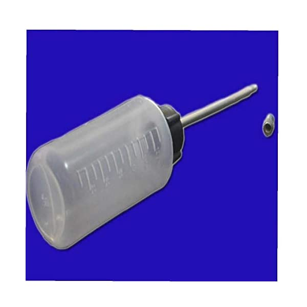 Angoter 120 ml de Aceite Máquina de Coser Máquina de Coser Dispensador Profesional del engrasador de apretar la Cubierta… 1
