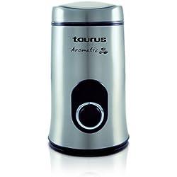Taurus Aromatic 150 Molinillo de Café, W, Acero Inoxidable